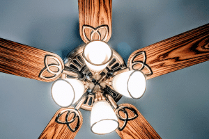 What Are Some Advantages of Using Ceiling Fans?